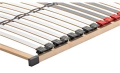 Lattenrost Lattenrahmen 140x200 Lifestyle 100  Komfortzone Härtegradverstellung
