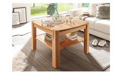 Couchtisch Kalipso Beistelltisch Tisch Wohnzimmertisch Kernbuche massiv geölt 80