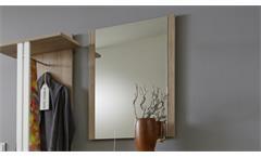 Garderobenspiegel Capri Wandspiegel in San Remo Sand Spiegel Garderobe
