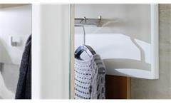Spiegelpaneel Talo Paneel in Crackeiche Furnier Garderobe Paneel