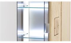 2er LED Lichtleiste Möbel Rückwandbeleuchtung