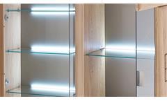 4er LED Lichtleiste Rückwandbeleuchtung