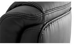 Chefsessel Real Comfort RC4 Bürostuhl schwarz Funktionen XXL 180 KG Belastbar
