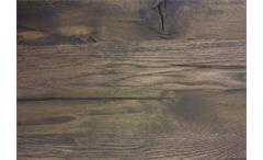 Tisch New York Esstisch 200x100 Balkeneiche massiv verwittert Gestell Eisen