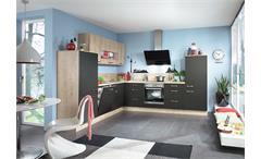 Nobilia Einbauküche L-Küche inkl. E-Geräte - 391