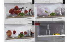 Nobilia Einbauküche Küchenzeile Küche inkl. E-Geräte mit Auswahlfarben 535