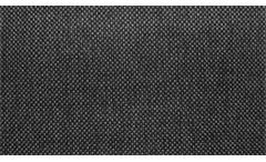 Ecksofa Ecco in Stoff dunkelgrau inkl. Bettfunktion und Nosagfederung 316x211 cm