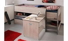 Etagenbett Mit Schrank Und Schreibtisch : Finden sie das passende hochbett auf moebel akut.de