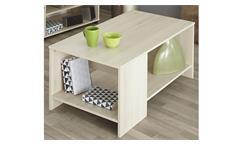 Couchtisch Infinity Wohnzimmertisch Beistelltisch Tisch in Akazie 99 cm