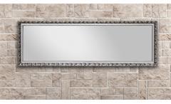 Rahmenspiegel Pius antik silberfarben Spiegel 50 x 150 cm Wandspiegel