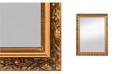 Rahmenspiegel Pius Wandspiegel mit Rahmen in antik gold 55x70 cm