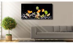Deko Panel GRAP Wandbild Motiv Fruchtsalat 50x100 cm