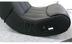 Gaming Chair Soundz Soundsessel schwarz Spielsessel Playstation Xbox Wii