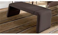 Vorbank APONEO in India dunkelbraun Sitzbank 160 cm