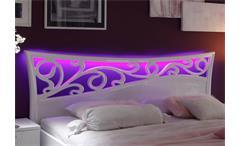 LED-RGB Beleuchtung für Bett AMBROSIA