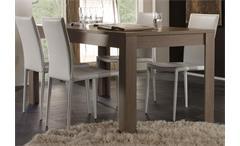 Esstisch EOS Tisch in Eiche grau Dekor 180x79x90 cm