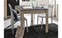 Esstisch Elba Tisch Eiche gekälkt Marmoroptik 180x90 cm