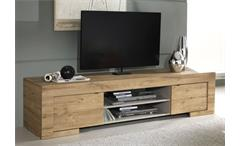 TV-Element Milano Lowboard Kommode TV-Board in Eiche Natur B 191 cm