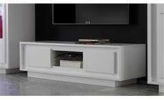 Lowboard SKY TV-Board in weiß matt inklusive Softclose