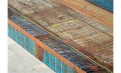Tisch Riverboat Esszimmertisch Küchentisch massives Altholz 140x70 cm