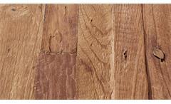Lowboard Coral TV-Board Unterteil HiFi recyceltes Teak natur Massivholz 130 cm