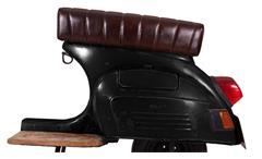 Barhocker Roller This That Hocker Barmöbel schwarz lackiert