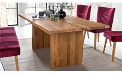 Esstisch Tavoli Tisch Esszimmertisch Küchentisch in Eiche Natur 200x100