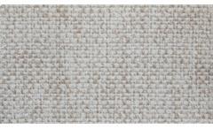 Recamiere Borkum Chaiselongue 2-Sitzer Stoff natur Federkern Landhausstil 179 cm