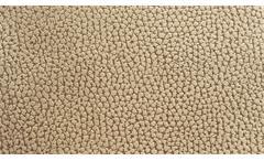 Garnitur 3 2 1 Sofagarnitur Polstergarnitur Sherlock Stoff sand beige Federkern