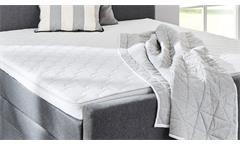 Topper K550 DormiPur Matratze Auflage Matratzenauflage weiß Kaltschaum 180x200