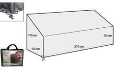Schutzhülle Protect A3 Abdeckhaube für Gartenmöbel Sofa 210 x 92 cm wetterfest