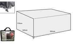 Schutzhülle Protect A2 Abdeckhaube Gartenmöbel Tischgruppe 222 x 142 cm