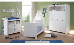 Wandboard Olivia Wandregal Hängeregal Regalboard Regal Babyzimmer in weiß 75x15