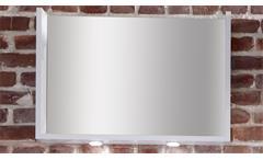 Kommode Imola in weiß Hochglanz Garderobe Schrank Flurmöbel Garderobenschrank