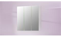 Bad Spiegelschrank TTB-03 Spiegel Badschrank in weiß