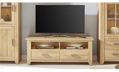 TV-Board 1 Canyon Lowboard Unterschrank Fernsehrschrank in Alteiche Länge 143 cm