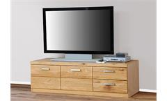 TV BOARD 2 CHARLOTTE LOWBOARD TV REGAL HIFI MÖBEL IN WILDEICHE TEILMASSIV