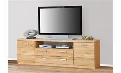 TV BOARD 4 CHARLOTTE LOWBOARD TV REGAL HIFI MÖBEL IN WILDEICHE TEILMASSIV