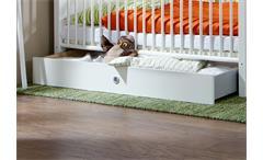 Bettschubkasten Filou Kinderzimmer Schubkasten in Alpinweiß