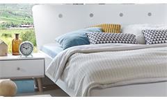 Schlafzimmer Bergen Kleiderschrank Lotto Eiche Sägerau Alpinweiß Bett 180x200