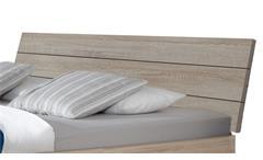 Futonbett Easy Beds B Bett Doppelbett 180x200 in Eiche Sägerau
