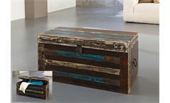 Massivholztruhe Goa Wolf Möbel Vintage Design