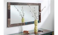 Spiegel Goa Rahmen Mango Massivholz 135x70 Wolf Möbel