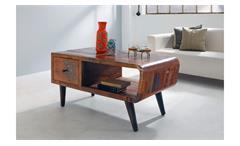Couchtisch Himalaya Retro 3746 Tisch old recycled wood mehrfarbig von Wolf Möbel