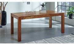 Esstisch Vision 2827 in Acana aus massiven Akazienholz Tisch von Wolf Möbel