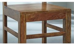 2er Set Stuhl Vision 2831 von Wolf Möbel Holzstühle in Akazie in der Farbe Acana