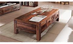 Couchtisch Guru 6625 Tisch in Akazie massiv forest 135x75 cm von Wolf Möbel