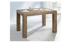 Esstisch Yoga Big 6516 Tisch Sheesham Massivholz natur 120x70 cm von Wolf Möbel