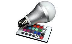LED-Lampe MULTICOLOR