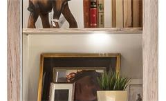 Backlight-Clip 4er Set LED Beleuchtung in warm-weiß mit Trafo und Zuleitung